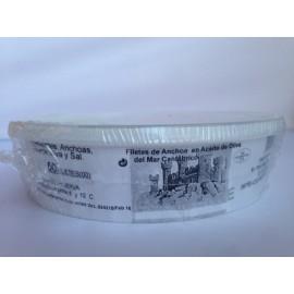 Anchoas del Cantábrico 50 Filetes Tamaño XL